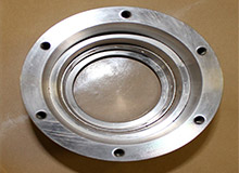 Custom Fabricated Metal Parts